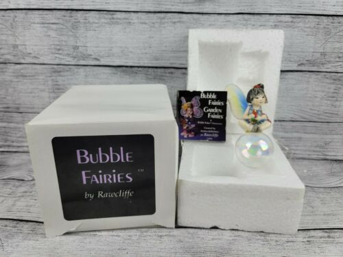 "Rawcliffe Bubble Fairies Ornament ""Blessing"" (#4)"