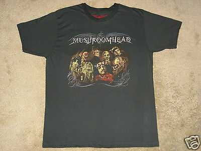 Mushroomhead Ugly Children S, M, L, XL, 2XL Coal/ Black T-Shirt