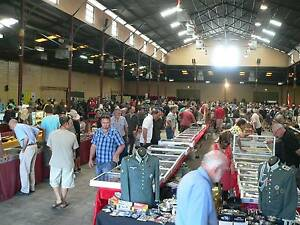 Gun Militaria collectables antiques fair Harristown Toowoomba City Preview