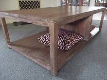 Large Imported Mango Timber Coffee Table Excellent condition. Stockton Newcastle Area Preview