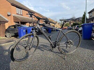 Boardman MTX 8.8 Mens Hybrid Bike - Medium Frame, Grey/Black