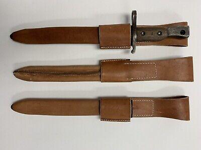 Ross Rifle Bayonet Scabbard Reproduction