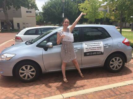 Bronwyn's Independent Driving Instruction