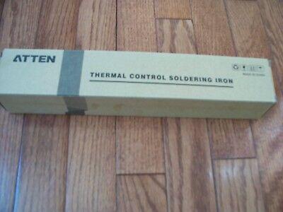 Atten Thermal Control Soldering Iron 110v-120v Nib