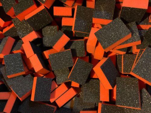 20 Pieces Mini Buffer Block * Professional Salon Quality * Nail Techs