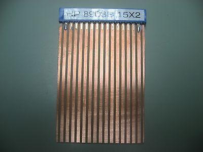 Hp Agilent 8903be Extender Board Audio Analyzer 15x2 Riser In Kit Form