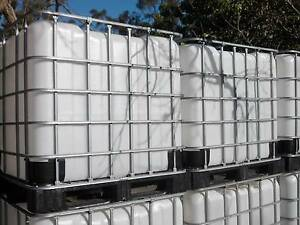 plants need water clean 1000 lt water tanks i can deliver plants Forrestfield Kalamunda Area Preview