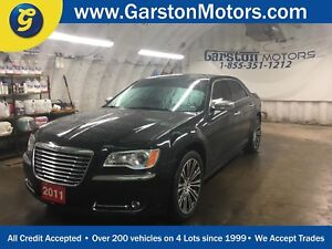 2011 Chrysler 300 LIMITIED*LEATHER*BACK UP CAMERA*KEYLESS w/REMO