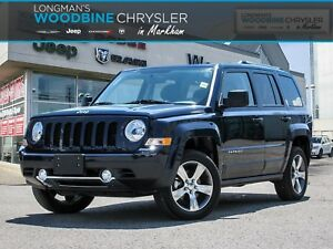 2016 Jeep Patriot Leather Interior/Sunroof
