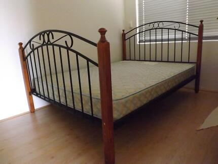 Home bedspread for bed mattress use with singlefull queen for Beds joondalup