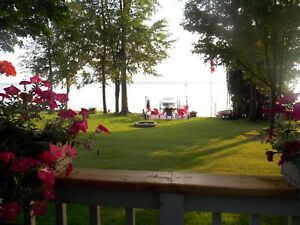 Cottage on Pigeon lake 25 min from Peterborough
