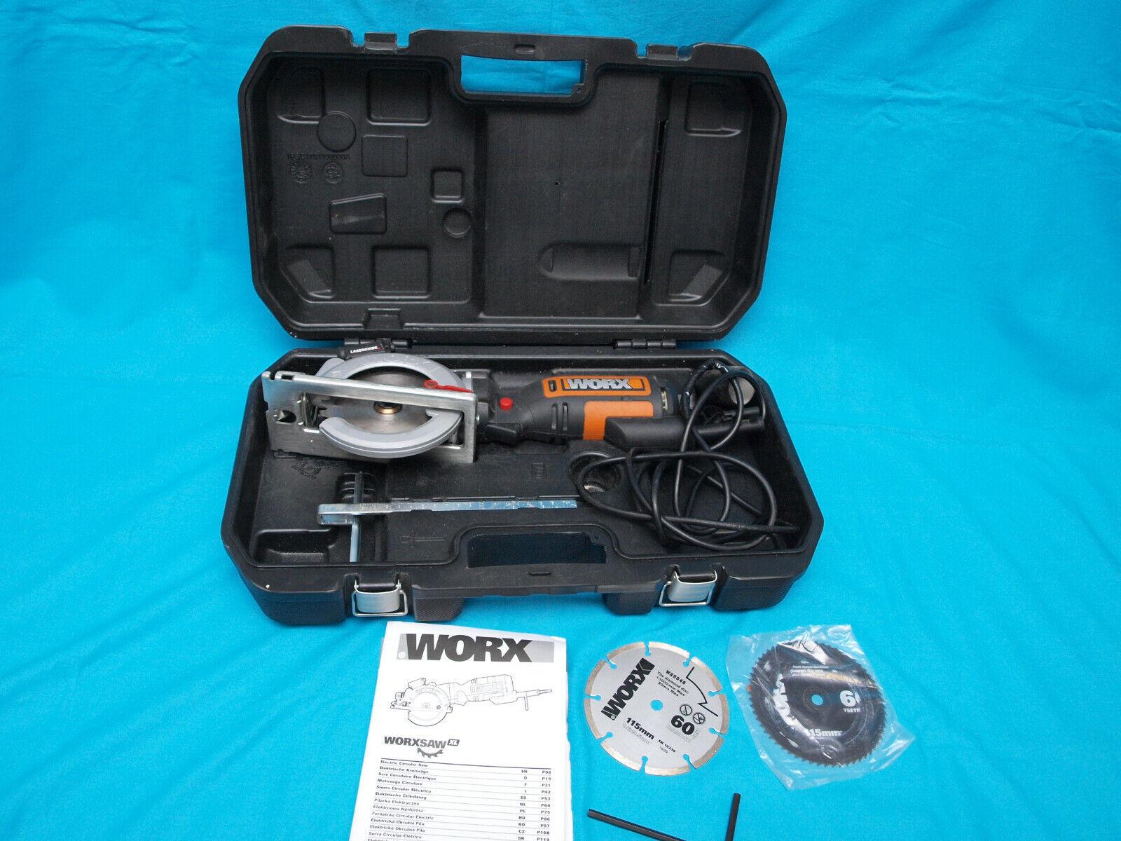 Worx Kompakt Kreissäge XL WX427