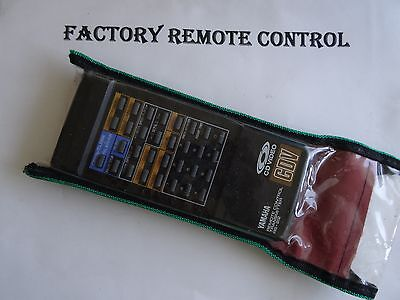YAMAHA RS-212 AUDIO SYSTEM REMOTE CONTROL  for sale  Shipping to India