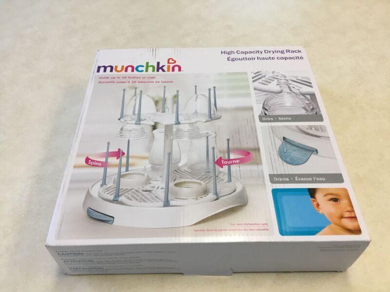 Munchkin High Capacity Drying Rack, White