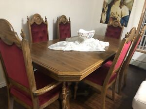 RUDUCED Louis XVI Chairs Dining