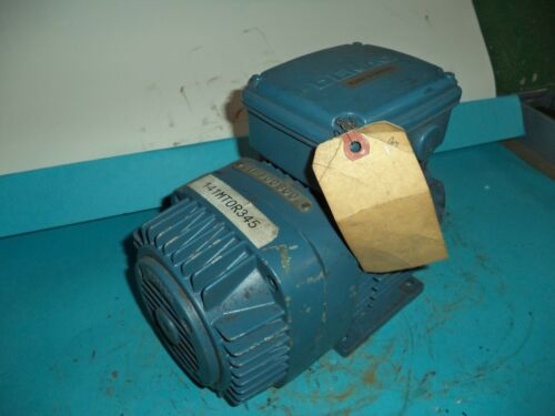 DeMag .59HP, 230/460v, 1670RPM, 60Hz, Phase 3