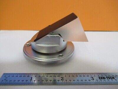 Zeiss Germany Mounted Prism Head Optics Microscope Part As Pictured 7b-b-172