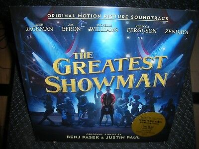 The Greatest Showman  Original Motion Picture Soundtrack   New Record Lp Vinyl
