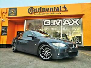 """G.MAX Flow Forged 18"""" Wheels and Falken Tyres for BMW 3 Series Mitcham Whitehorse Area Preview"""