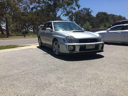 2000 Subaru Impreza WRX Epping Whittlesea Area Preview