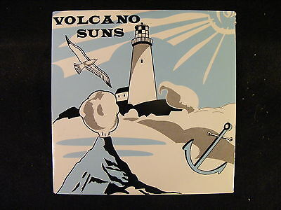 Sea Cruise B W Greasy Spine By Volcano Suns  7   1986  Us  Homestead Hms057