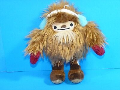 Quatchi Plush Vancouver Canada 2010 Mascot Toy Winter Olympics Official Prod. for sale  Canada