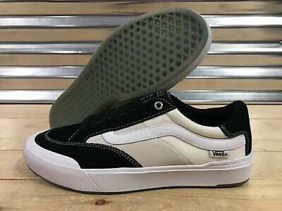 Vans Berle Pro Signature Skate Shoes Black White Mens SZ 9 ( VN0A3WKXY28 ) NEW!!
