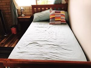Light furnished room (single bed), bills & major cleaning incl Bundaberg South Bundaberg City Preview