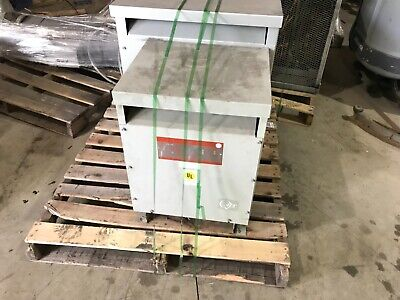 General Electric Transformer 9t23b3851 15kva 480hv 125lb With Warranty.