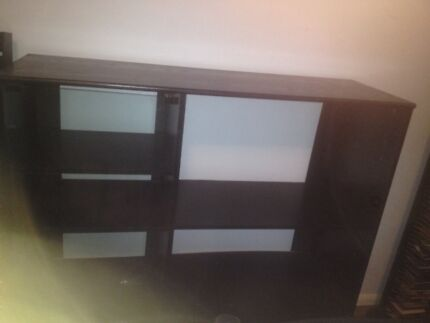 Wall Unit Tv cabinet Revesby Bankstown Area Preview