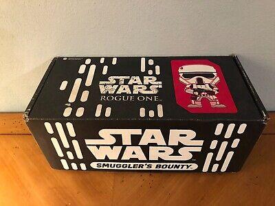 Funko Pop! Smuggler's Bounty Box Rogue One Star Wars