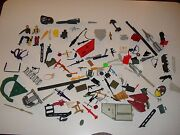 Gi Joe Parts Lot
