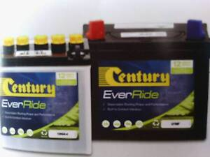 RIDE ON LAWN MOWER BATTERIES BRAND NEW WITH WARRANTY Flowerdale Waratah Area Preview