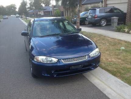12 Mon Rego RWC. 2001 lancer with MP3. Alloy with new tyres. Craigieburn Hume Area Preview