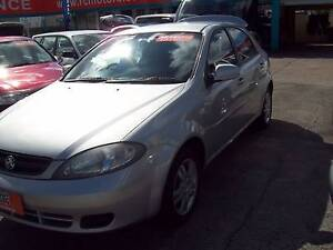 2005 Holden Viva Hatchback