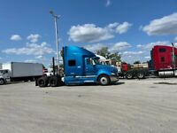 semi truck sleeper doble bunk