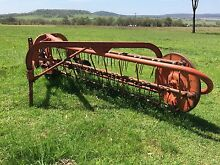 Rake, Toolbar, Auger, Feeder, Crane, Float, Tractor Clifton Toowoomba Surrounds Preview
