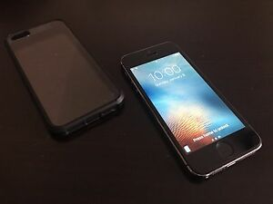 iPhone 5S 16GB Space Gray Bell Virgin