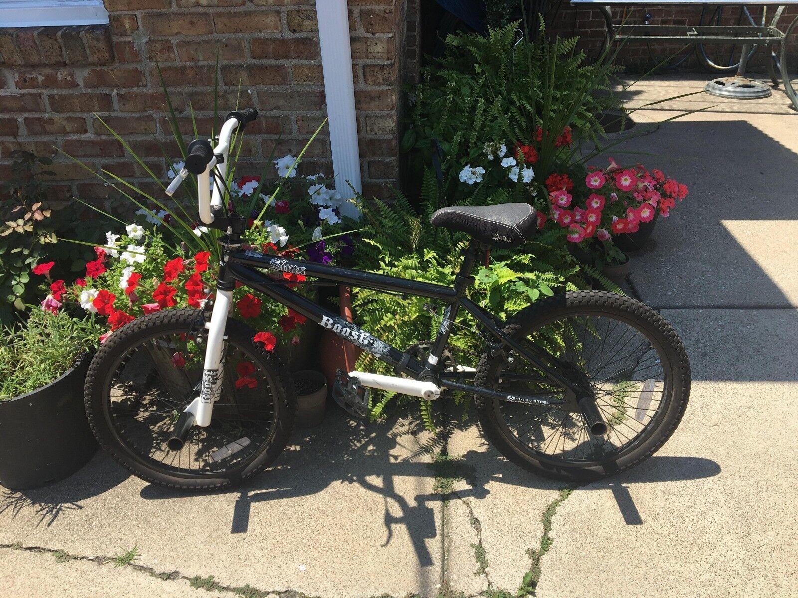 BMX Bike Sims Boost