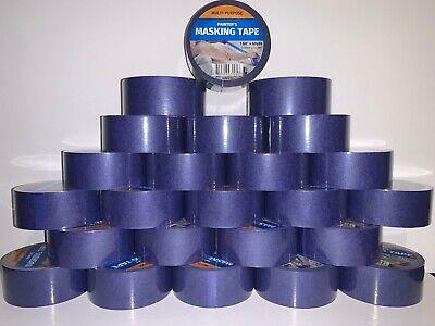 24 Rolls 2 Inch 1.88x60 Yards Multi-purpose Painters Masking Tape Wholesale
