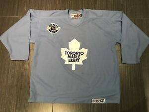 CCM Toronto Maple Leafs Practice Hockey Jersey
