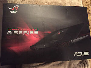 "Asus ROG 17"" gaming laptop GTX970m"