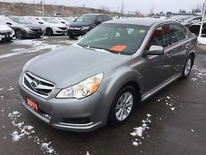 2011 Subaru Legacy 2.5 i Convenience Package/AWD