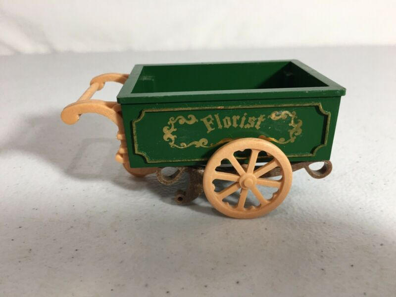 Calico critters/sylvanian families Florist Cart