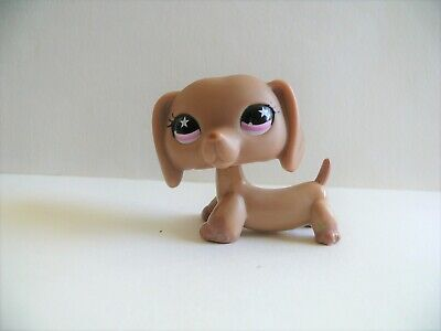 Petshop chien teckel / dachshund dog n°932
