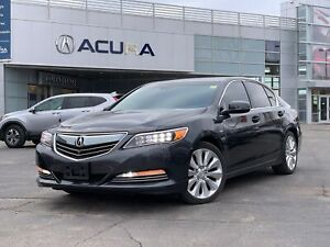 2015 Acura RLX 1OWNER | NOACCIDENTS | OFFLEASE | TINT | 3.4% |