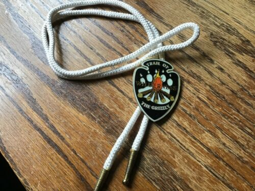 ROYAL RANGERS FCF Wilderness Bolo Tie  Old style discontinued