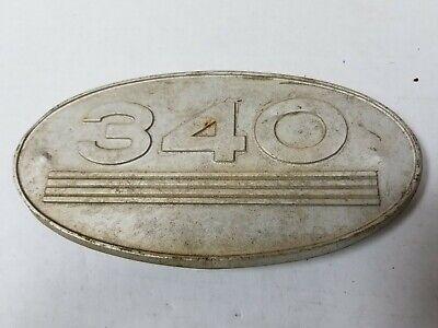 International Ih 340 Tractor Emblem