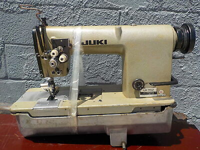 Industrial Sewing Machine Juki Lh-1152- Two Needle -leather