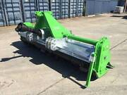 EMU 3 meter Commercial Rotary Hoe  - Heavy Duty Korean Quality Burpengary Caboolture Area Preview
